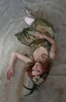 Green Rag Doll 10 by mizzd-stock