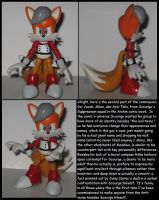 Custom Commission: Miles (anti-Tails) by Wakeangel2001