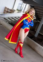 Supergirl 11 by Insane-Pencil