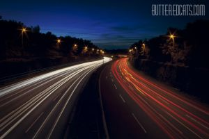 Autobahn by ButteredCats