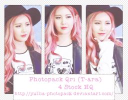 [ photopack T-ara ] Qri by Yullia-Photopack