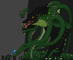 Bioweapon Leviathan by 0verlordofyou