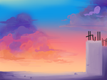 //wip// background practice by atlgdlp