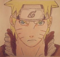 Naruto Uzumaki by ScreamAngel