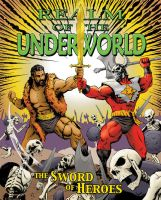 Realm of the Underworld mini-comic cover by WestStudio3