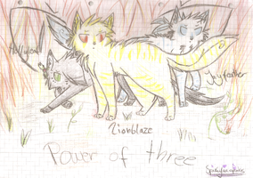 Power[Warriors ABC](70 Watchers) by Sparkylovecupcakes