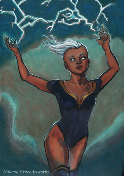 Storm by GalacticGraceArtwork