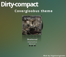 Dirty-compact for covergloobus by Algalord-Gnome