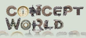 Concept World logo by GDSWorld