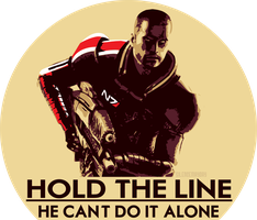he can't do it alone by peshewa