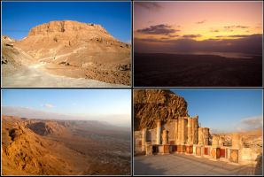 A day in life - Masada by ynissim