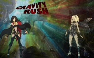 Gravity Rush by shinoahD