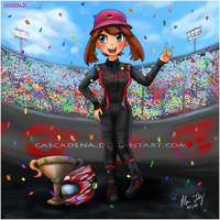 CM: If May was a Racecar Driver... by Cascadena