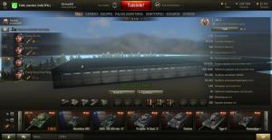 World Of Tanks glitch by COLT731