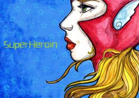 SuperHeroin by laFada