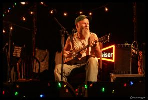 Seasick Steve by ZenonSt