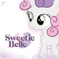 Sweetie Belle - Sweetie Belle (album) by AdrianImpalaMata