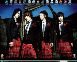 Abingdon Boys School Wallpaper by AnimeLilly