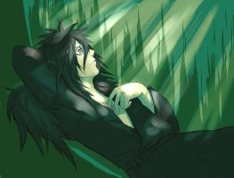 Day 5 - Madara in his cave by k1deki