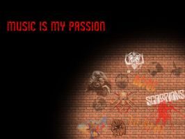 Music is My Passion by The-Red-Jack03