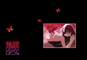 hell girl wallpaper enma ai 7 by shaluXangel