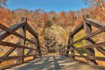 Bridge to Fall - Harpers Ferry by somadjinn