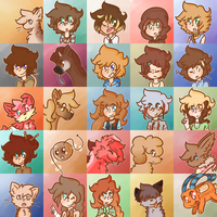 .: ToyHou.se icons! :. by Samagirl