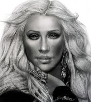 Christina Aguilera Latina by jardc87