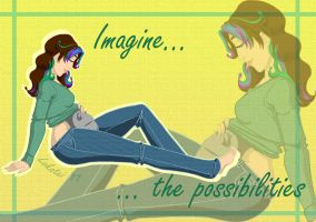 Imagine... the Possibilities by Lokotei