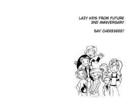 LKfF - Say Cheese - 2nd Year by Ginny-N