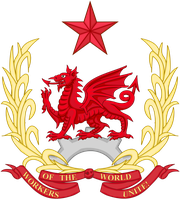 CoA ASCR of Wales by TiltschMaster