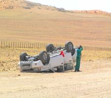 Accident Namibia by Jenvanw