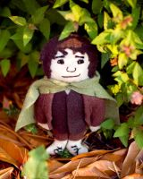 Frodo by someweirdcrab