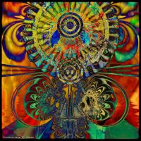 Ab09 Psychedelic Icon by Xantipa2