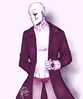W.D. Gaster... by booplebuns