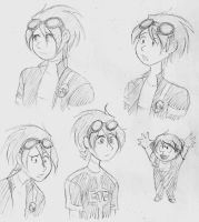 Andy doodlies by dreamer45