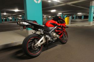 Honda CBR 600RR - 2 by GRAPHICSTYL3