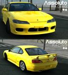 My Silvia S15 in Assoluto Racing Mobile Android by toyonda