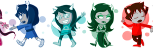 homestuck: alpha trolls and karkat fun times by blackstuffedcat