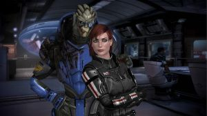 There's no Shepard without Vakarian by mandyalenko