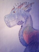 Draco the Stared One by dragoneye1843