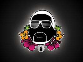 Afro-american flowerboy by transitio