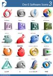 Dre-S Software Icons 3 by piscdong