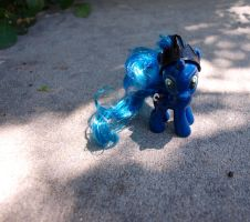 Filly Princess Luna Custom (Crown) by Agony-Roses