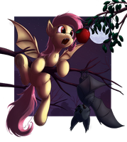 Flutterbat by HieronymusWhite
