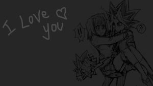 I Love You -wall- by Gerezada