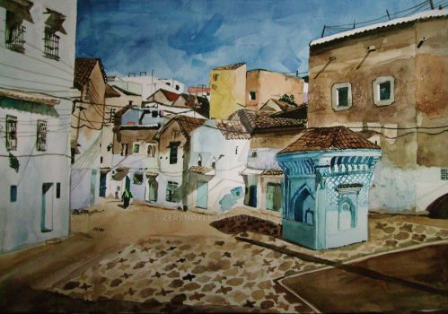 morocco, a glimpse by Zerendyle