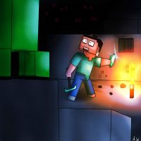 MC - In the mines by Humblehistorian
