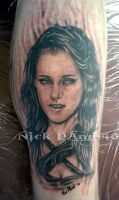 Twilight Bella Tattoo by NickDAngeloTattoos