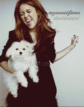 mileyID by mysweetfame